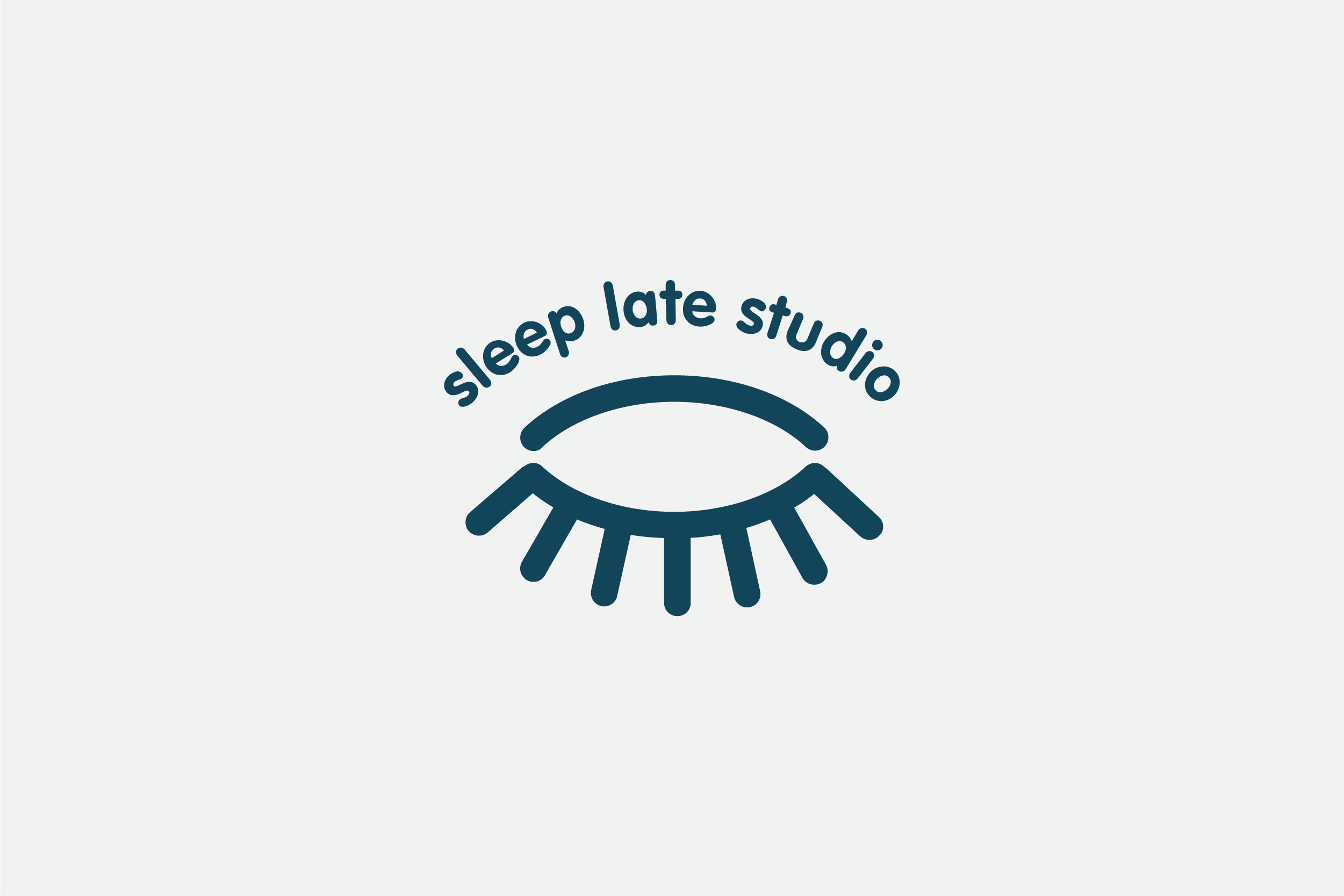 logo_SleepLateStudio